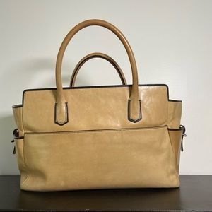Reed Krakoff   Atlantique Leather Tote Bag